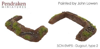 SCN-EMP5       Dugout, type 2 (x2)