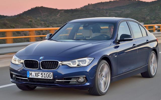 Novo BMW Série 3 2015