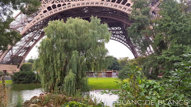 Eiffel-torni - www.blancdeblancs.fi