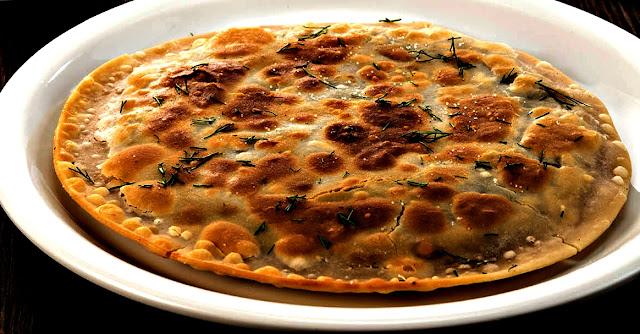 marathopita (Greek fennel pie)