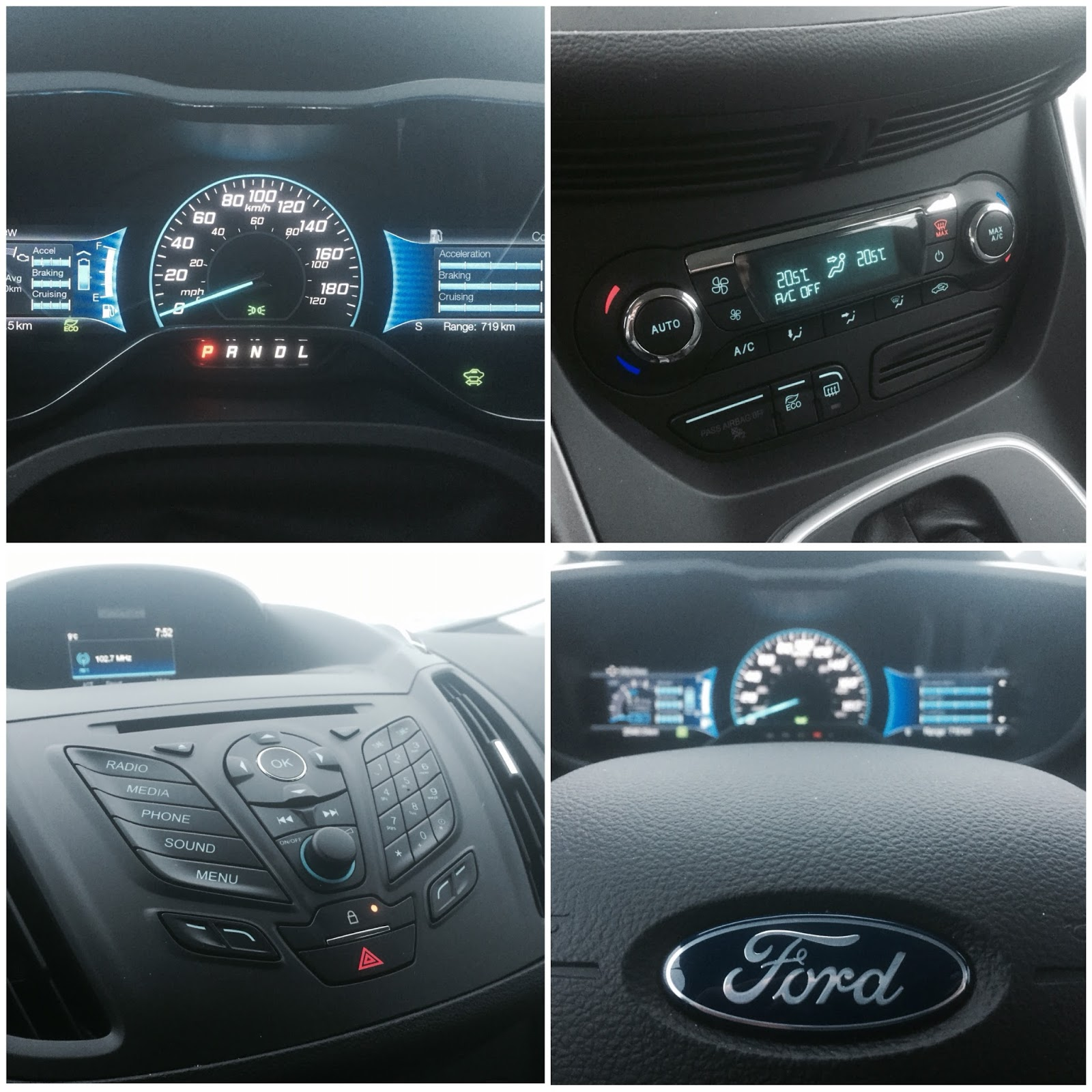 2016 Ford CMax Hybrid SE Review Hugely Efficient And