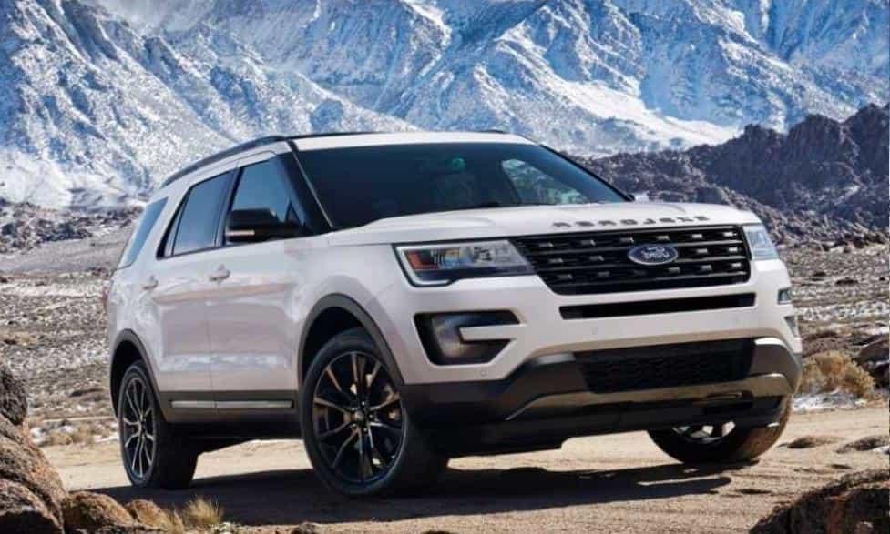 2018 Ford Explorer Changes