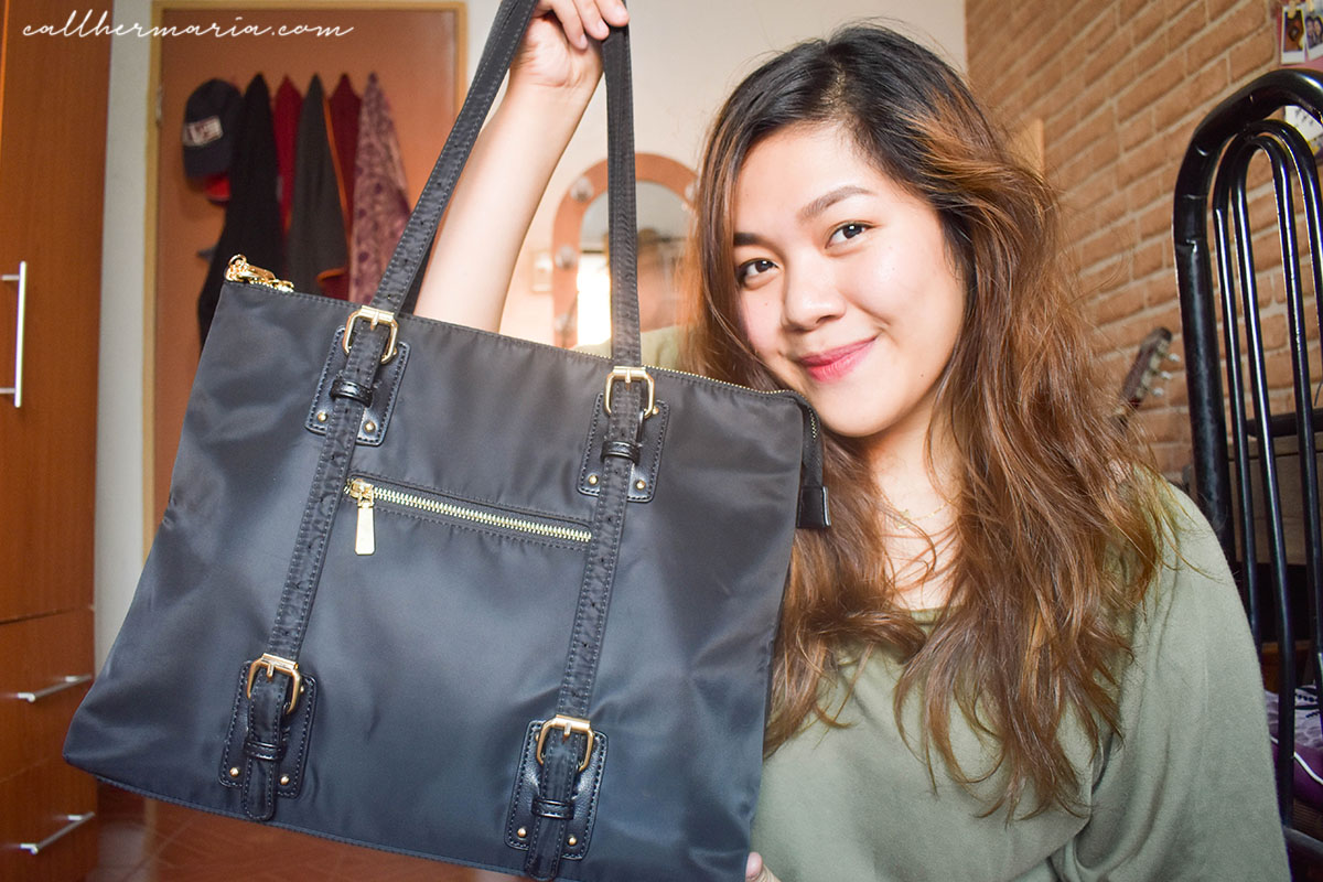 What's in my Bag with ALT Manila London Bag