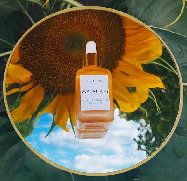 Holistick Matahari Face Oil