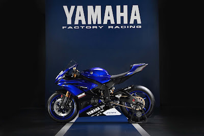 2017 Yamaha YZF-R6 Παγκόσμιο Πρωτάθλημα Supersport
