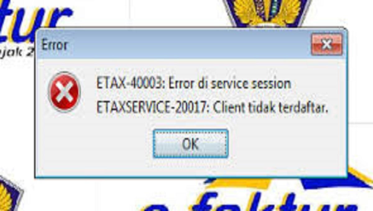 ETAX 40003