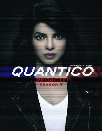 Poster Of Quantico S02E12 200MB  720p x265 HEVC Free Download Watch Online At world4ufree.org