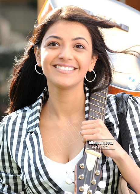 Actress Kajal Agarwal-4891