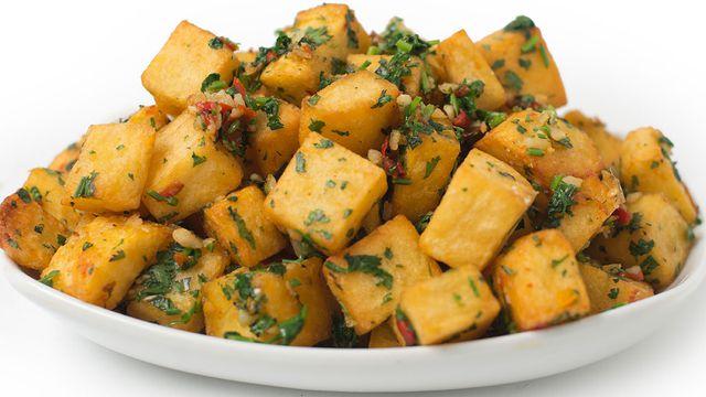 عمل البطاطس بثمانية طرق مختلفة في رمضان