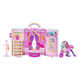 My Little Pony Rainbow Dash Building Playsets Fashion Fun With Rainbow Dash G3 Pony