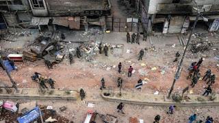 Cerita Yasmin, Rumah-rumah Diserang & Masjid Dibakar di New Delhi: Kami Diserang Karena Kami Muslim