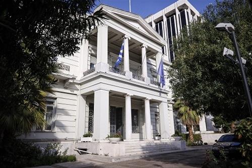 ΥΠΕΞ: Η Ελλάδα στηρίζει τη θέση της Κύπρου για κυρώσεις