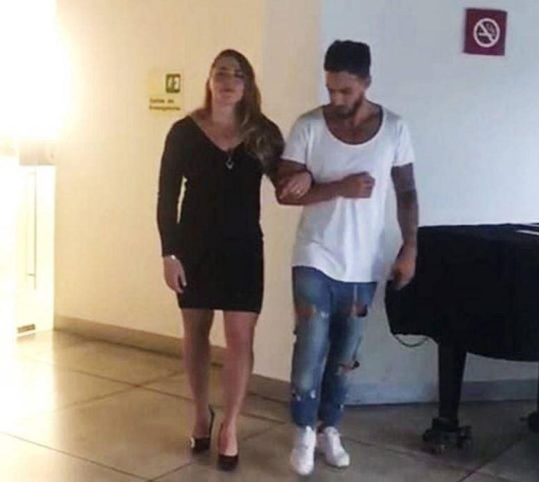 Natalia Duco se subió a los tacos gracias a tips de Marcelo Marocchino