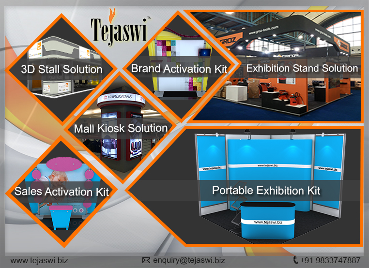 Portable Exhibition Kit Bangalore : Acetech bangalore exhibition exhibition stall designer