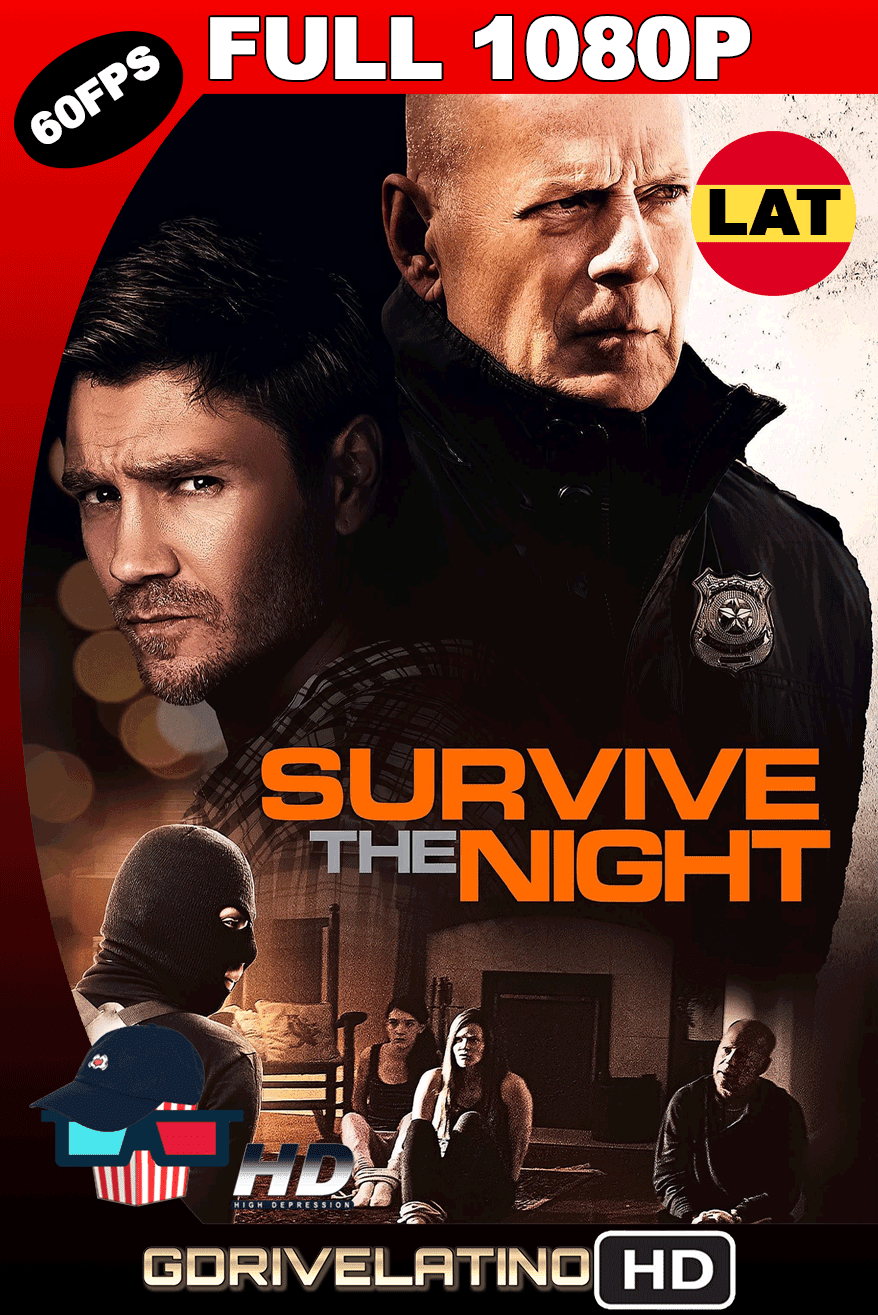 Sobrevive la Noche (2020) BDRip FULL 1080p (60 FPS) Latino-Ingles MKV