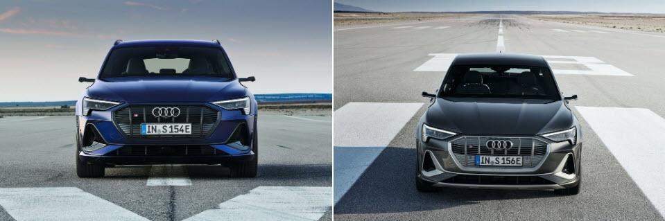 Audi trình làng e-tron S và e-tron S Sportback, trang bị 3 mô-tơ điện