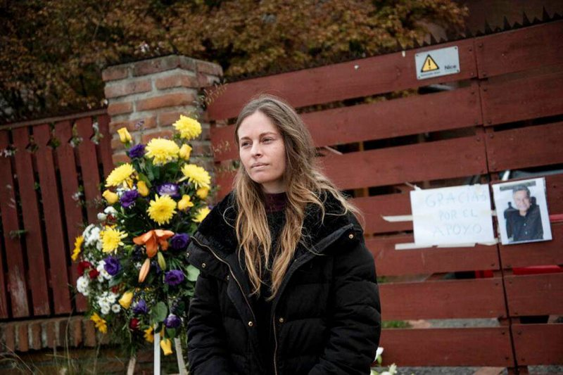 Hija de arquitecto asesinado en Concón