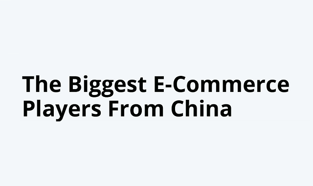 Biggest Chinese e-commerce platforms