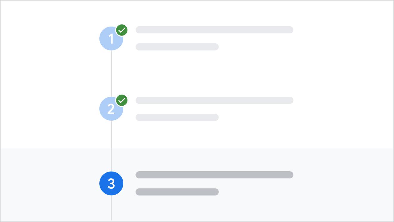 geliştirici profilinizde öğrendiklerinizi nasıl takip edeceğinizi gösteren resim