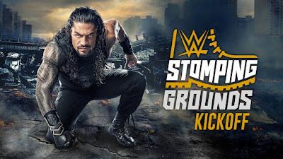 WWE Stomping Grounds 2019 KickOff 720p WEBRip 250Mb x264