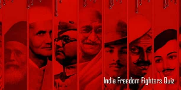 Quiz on Freedom Fighters