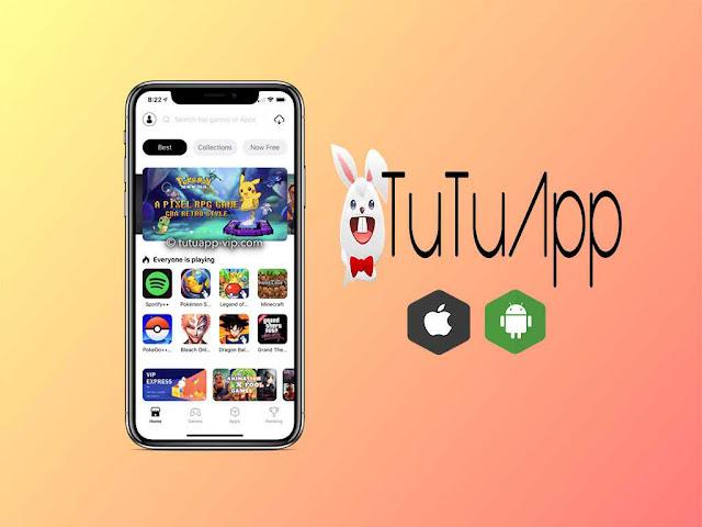 تحميل برنامج الأرنب الصيني توتو اب Tutuapp apk للاندرويد اخر اصدار