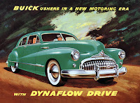 1948 Buick Dynaflow Ad