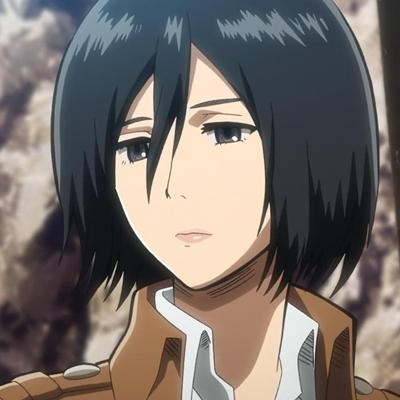 มิคาสะ แอคเคอร์แมน (Mikasa Ackerman) @ Attack on Titan ผ่าพิภพไททัน (Shingeki no Kyojin: 進撃の巨人)