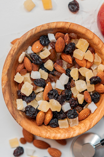 Dry-Fruits and Nuts