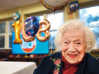 Meet 108 Year Old Woman Who Survived Spanish Flu And Coronavirus Without Ventilators