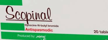 سعر ودواعى إستعمال سكوبينال Scopinal أقراص لعلاج القولون المتهيج ومضاد للتقلصات