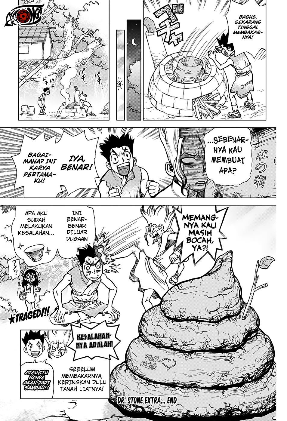 Dr.Stone Chapter 8.5-3