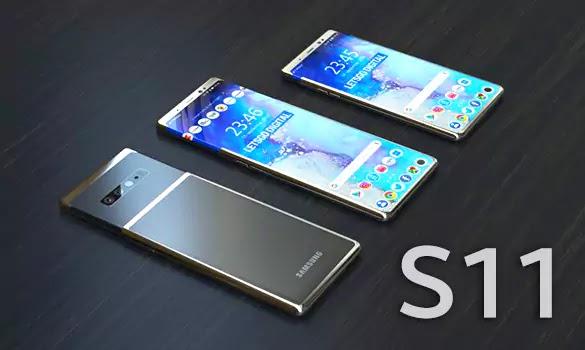 سامسونج تعلن عن معالج هاتف جالاكسي S11 القادم