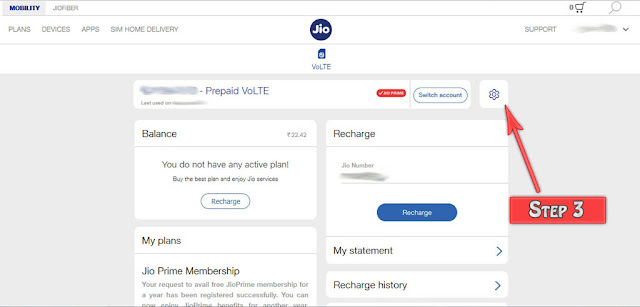 Official-Jio-Login-portal-and-account-stats-on-web-browser