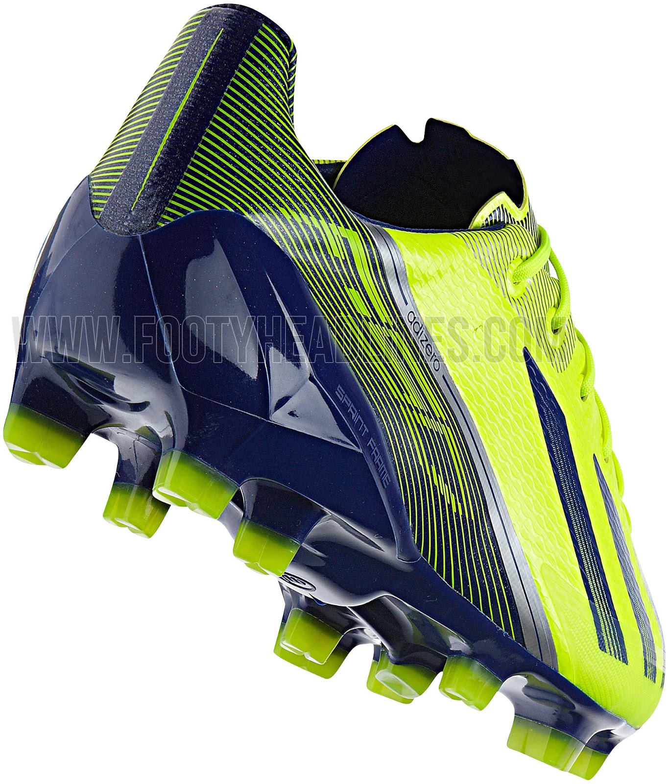 d423cb3c0 adidas AdiZero III F50 13-14 UCL Electricity Colorway Released ...