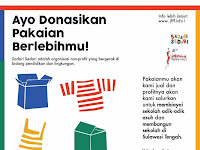 Donasi Baju Bekas Jogja