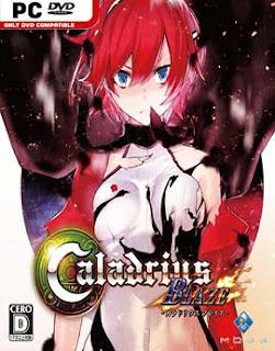 โหลดเกมการ์ตูน CALADRIUS BLAZE ISO