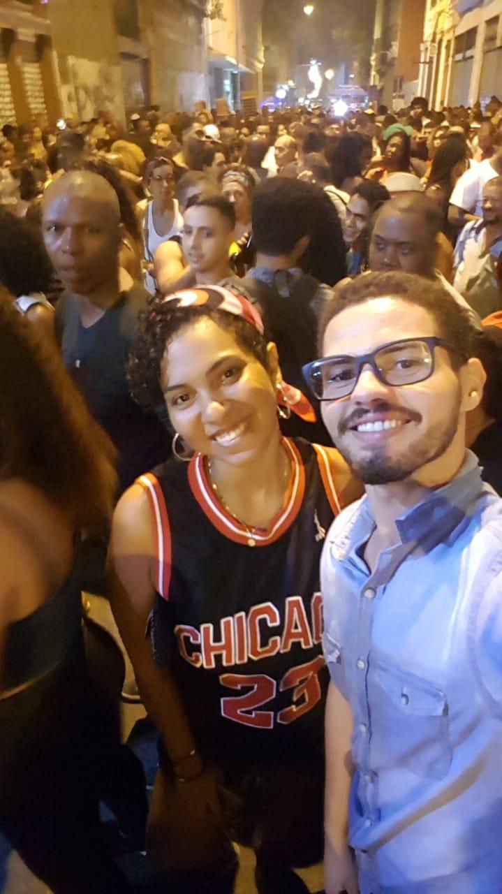 Baile Charme - Madureira