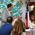 Melania Trump visita un centro de detención para niños inmigrantes en la frontera con México