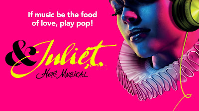 &Juliet @ Shaftesbury Theatre