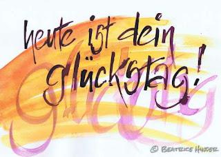 Glueckstag