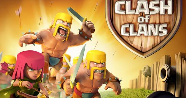 Game Android Juga Ada Yang Seru Ini Clash Of Clan Game Jaman Dulu