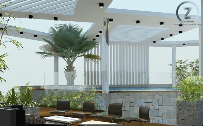 Thiết kế khách sạn MIA Ninh Thuận