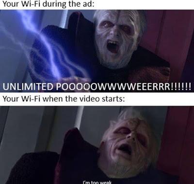 WiFi, Ads Meme