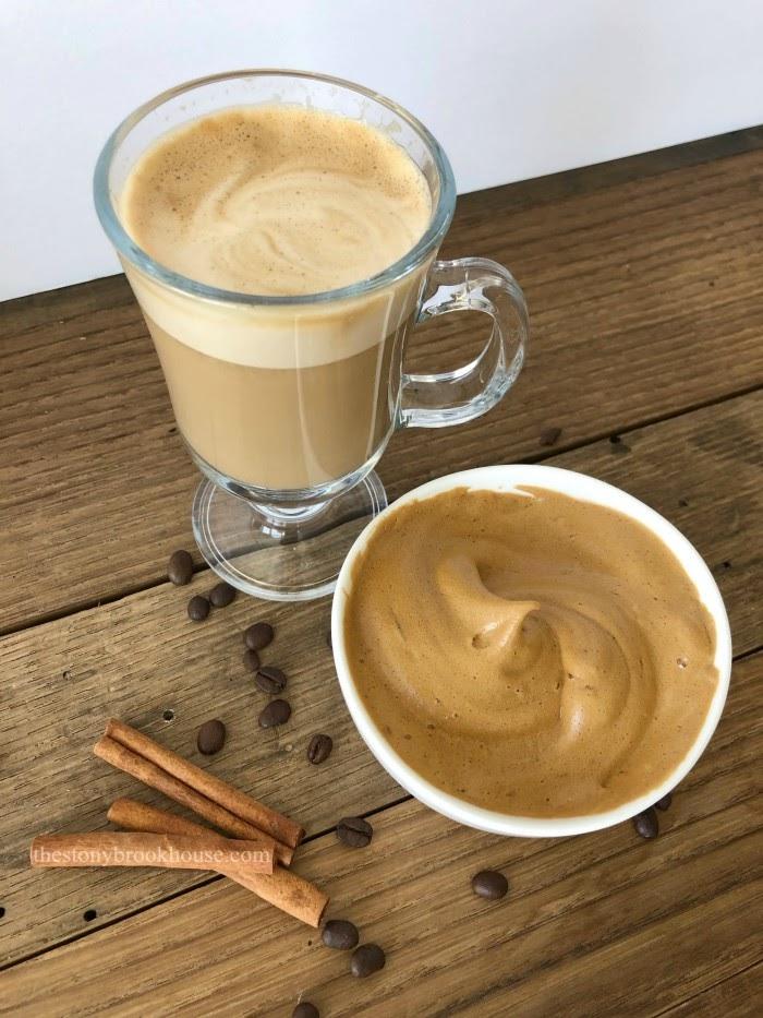 Super Skinny Whipped Coffee
