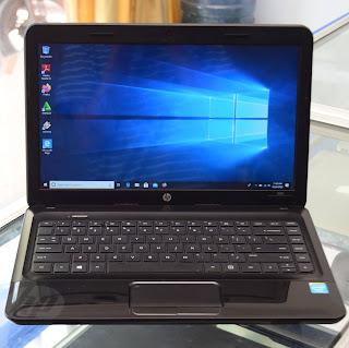 Jual Laptop HP 1000-1432TU (Intel Pentium B950) Malang