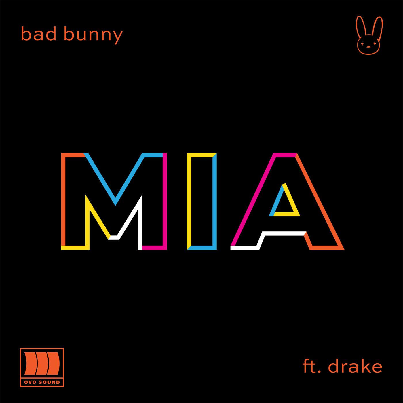 Download Bad Bunny Mia Feat Drake Single Itunes Plus Aac
