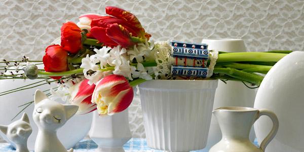 Tulpen als cadeau voor Valentijnsdag