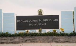 Penerbangan Banyuwangi-Jakarta ditunda 2017.