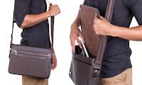 Tas Selempang / postman bag